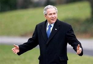 Bush is a Texan