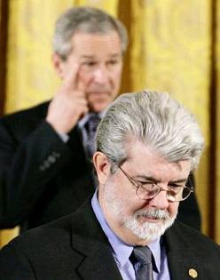 George Lucas wins National Medal in Technology