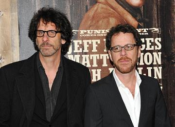 Coens at True Grit premiere
