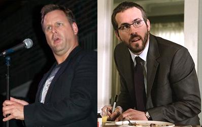 Dave Coulier and Ryan Reynolds