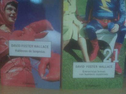 David Foster Wallace covers, in spanish