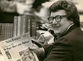 Roger Ebert at the NY Times