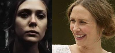 Elizabeth Olsen and Vera Farmiga