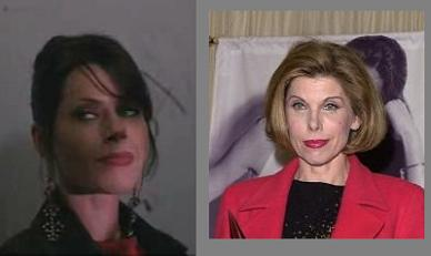 Christine Baranski and Fairuza Balk