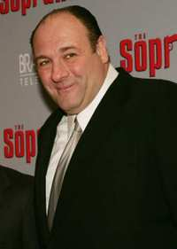 James Gandolfini looking for work