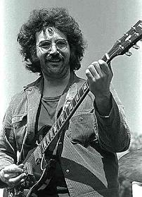 Jerry Garcia, young