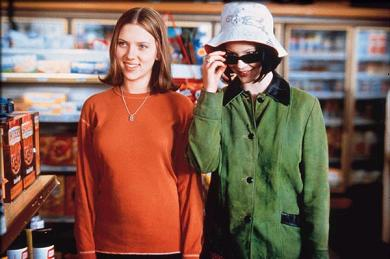 Scarlett in Ghost World