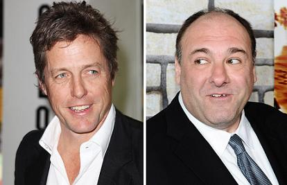 Hugh Grant and James Gandolfini: Who's Older?