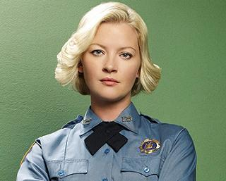 Gretchen Mol in Life On Mars