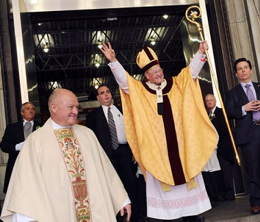Cardinal Dolan loves gay people