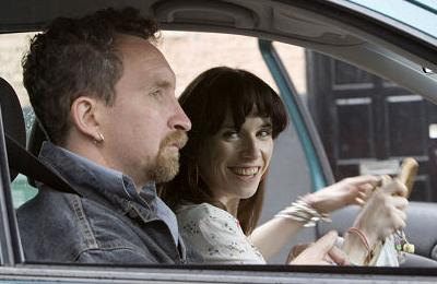 Happy Go Lucky, Sally Hawkins and Eddie Marsan