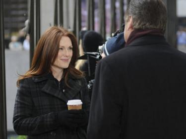 Julianne Moore in 30 Rock