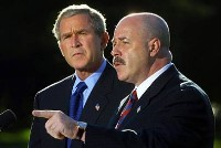 kerik and bush