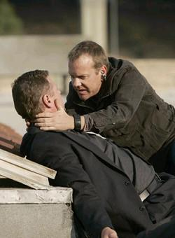 Nathanson dies in Kiefer's arms