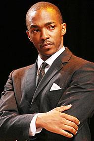 Anthony Mackie in The Bacchae