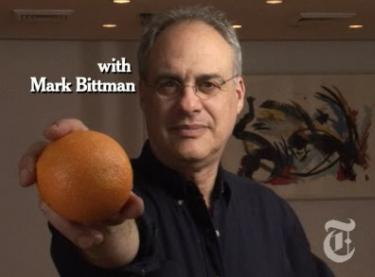 Mark Bittman, The Minimalist