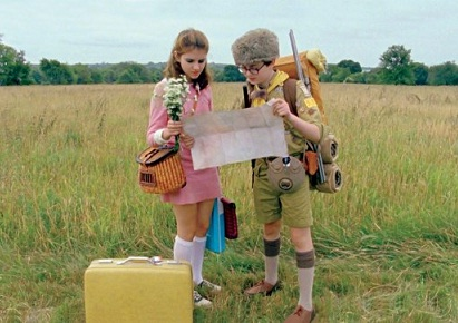 Moonrise Kingdom, scouting