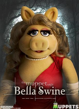 Muppets Twilight poster