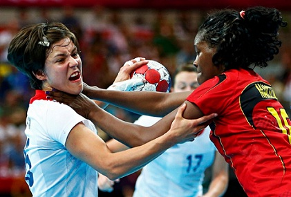 Women's handball, London Olympics
