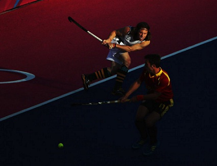 men's field hockey, London Olympics