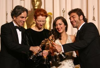 European Oscar winners