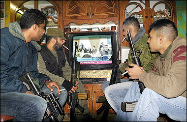 gunmen from Jenin