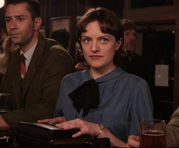 Peggy on Mad Men