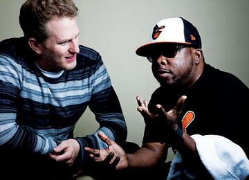 Michael Rapaport and Phife Dawg