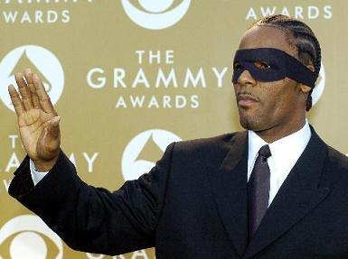 R. Kelly at the Grammys