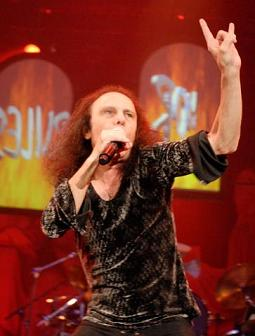 Ronnie James Dio, devil horns