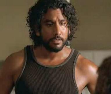 Sayid on Lost