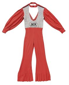 James Brown's SEX jumpsuit