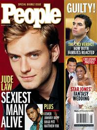 Jude Law people cover