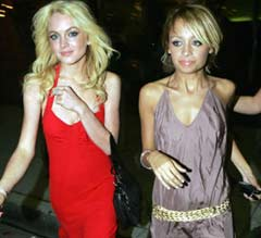 Thinspo Fashion Models