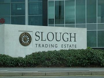 The Office's Slough Trading Estate