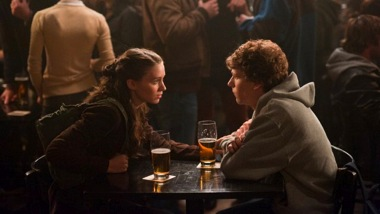 The Social Network bar scene