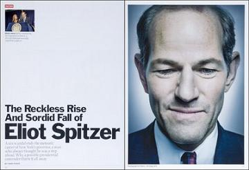 Eliot Spitzer's fall