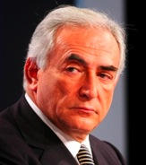 Dominique Strauss-Kahn, charged with rape