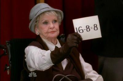 Elaine Stritch on 30 Rock