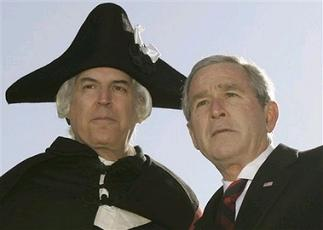 George W and George W Bush