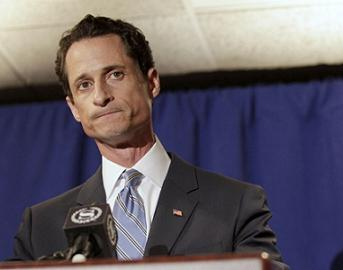Anthony Weiner comes clean