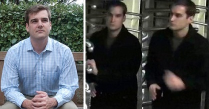 NYC well-dressed groper, accused and real
