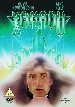 McGreevey in Xanadu